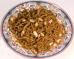Nutty Spaghetti