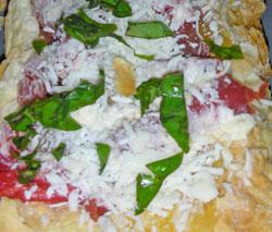 Puff-Pastry Tomato Tarts
